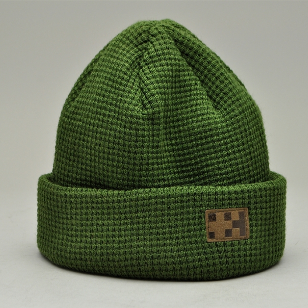 The Hundreds Beanie Eggo Olive