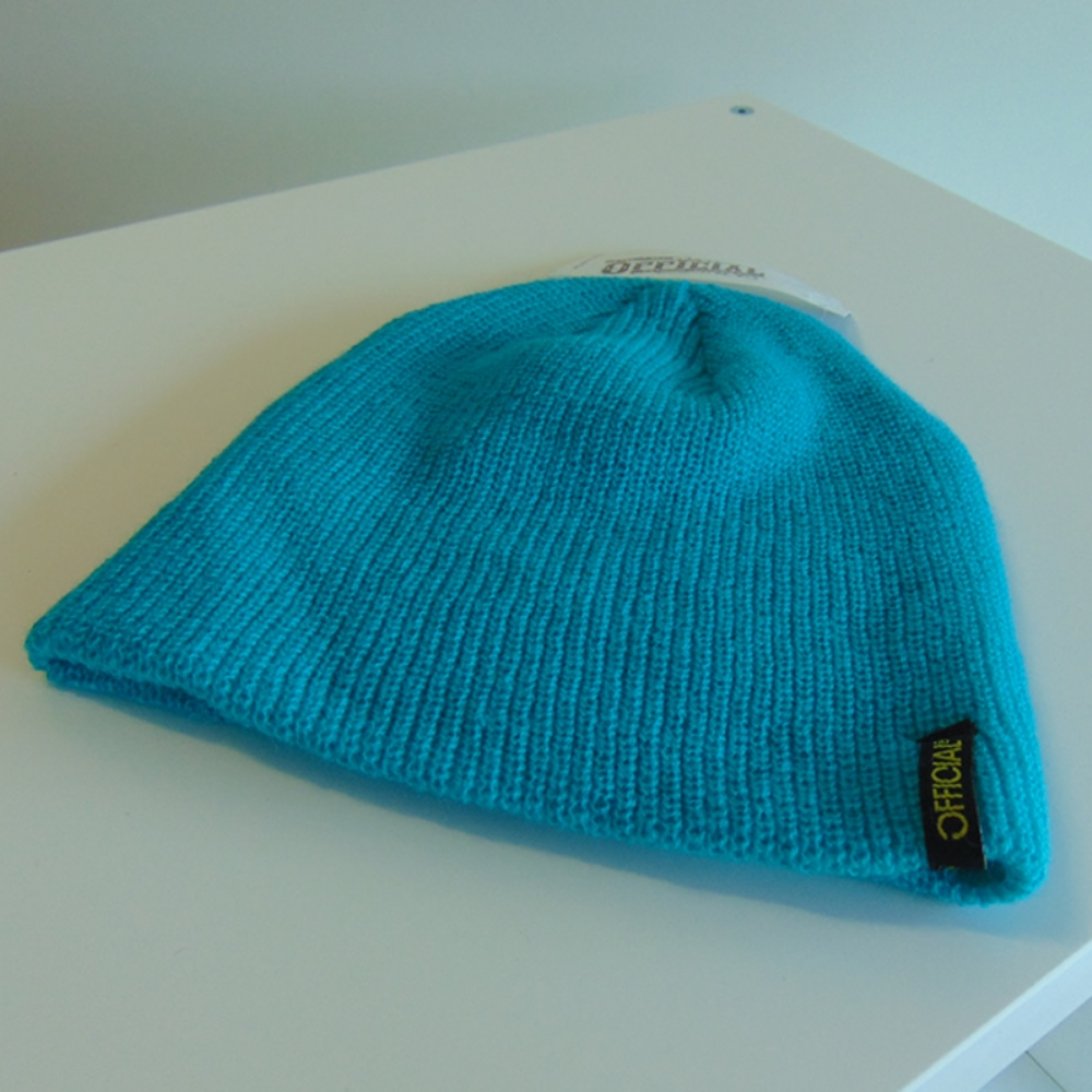 Official Beanie Blue/Green