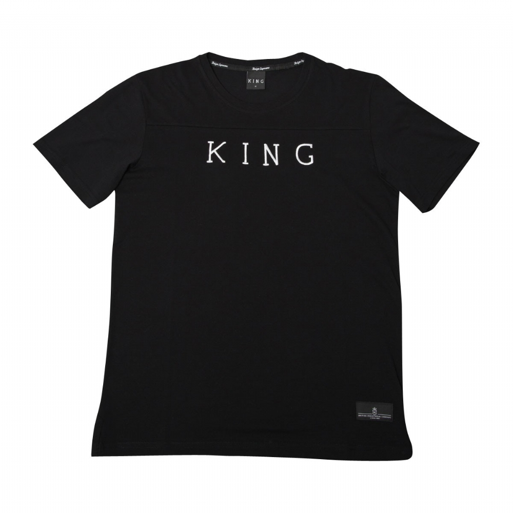 King Apparel Staple Tee Shirt Black