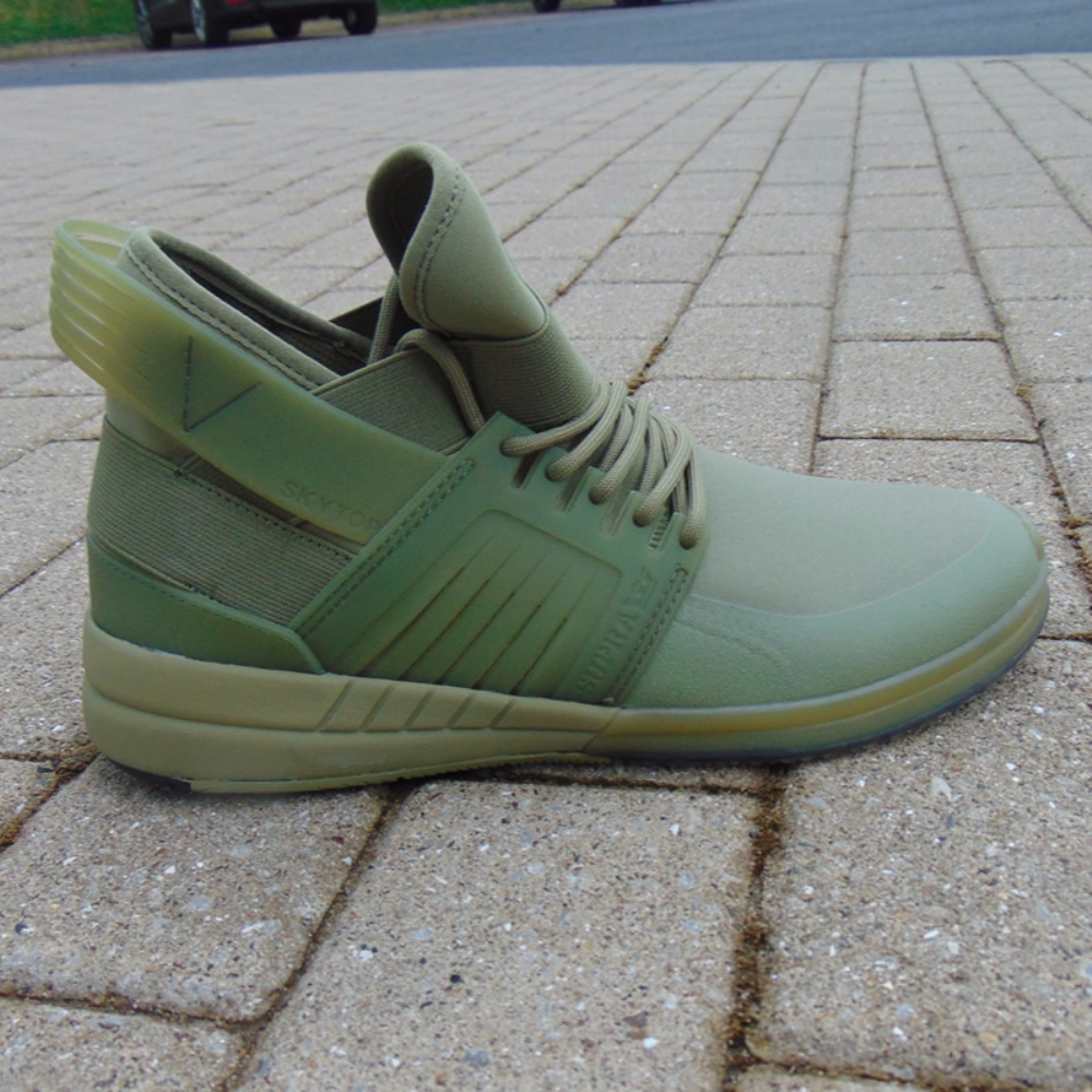 Supra Skytop V Dried Herb Trainers