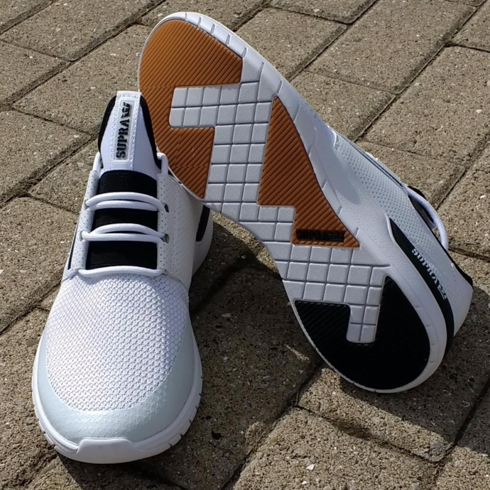 5ab0ced3f226 Supra Flow Run White-White