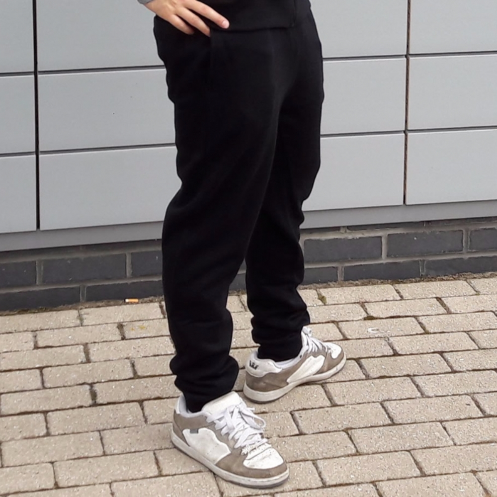 Fila Black Line Bret Jogging Pants Black