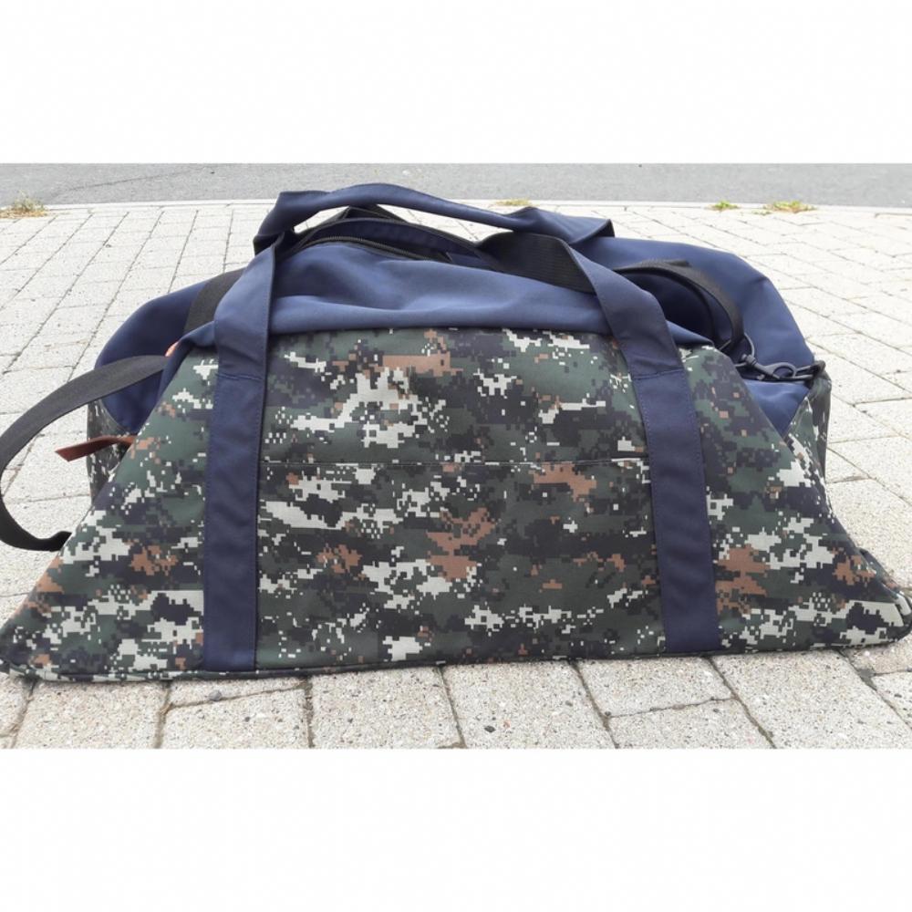 Hundreds Camo Duffle Bag 845ba7db49172