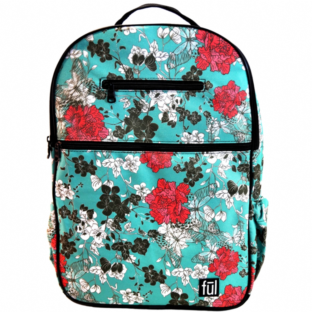 FUL Accra Janis Laptop BackPack Teal
