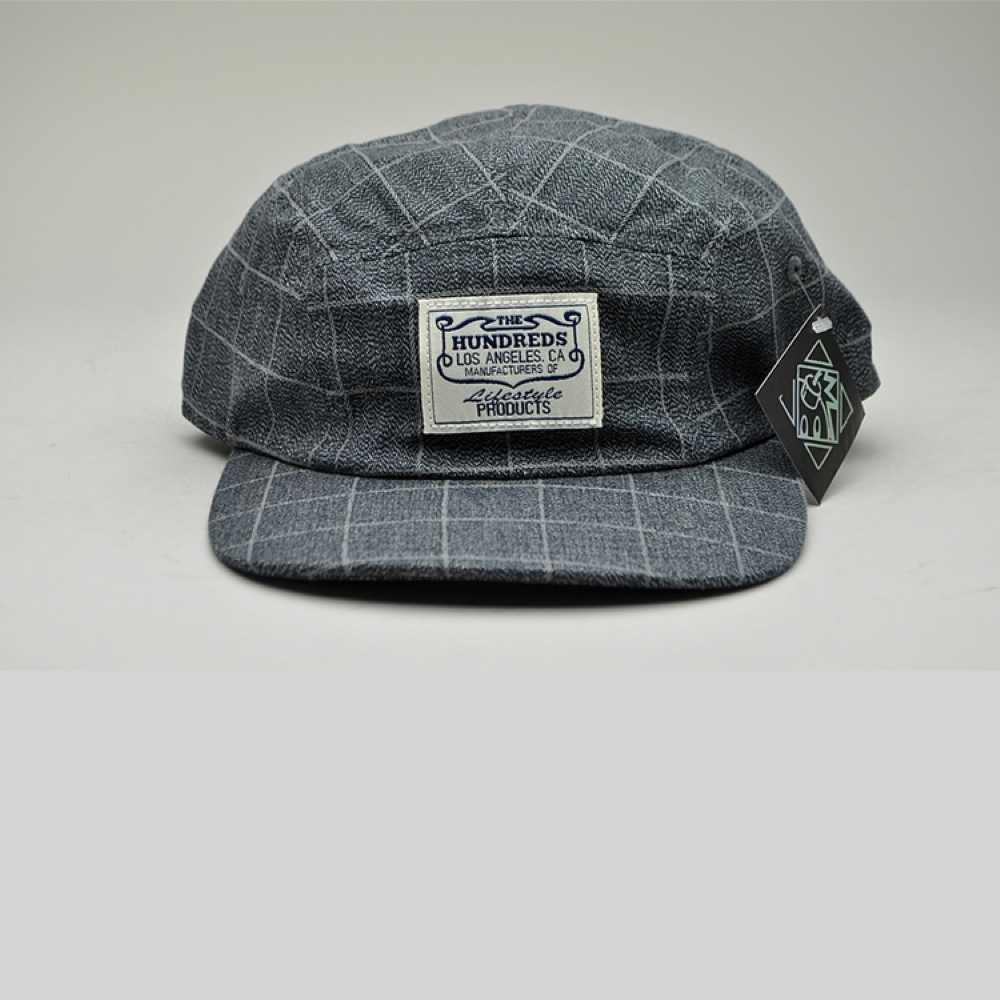 The Hundreds Admire 5 Panel hat
