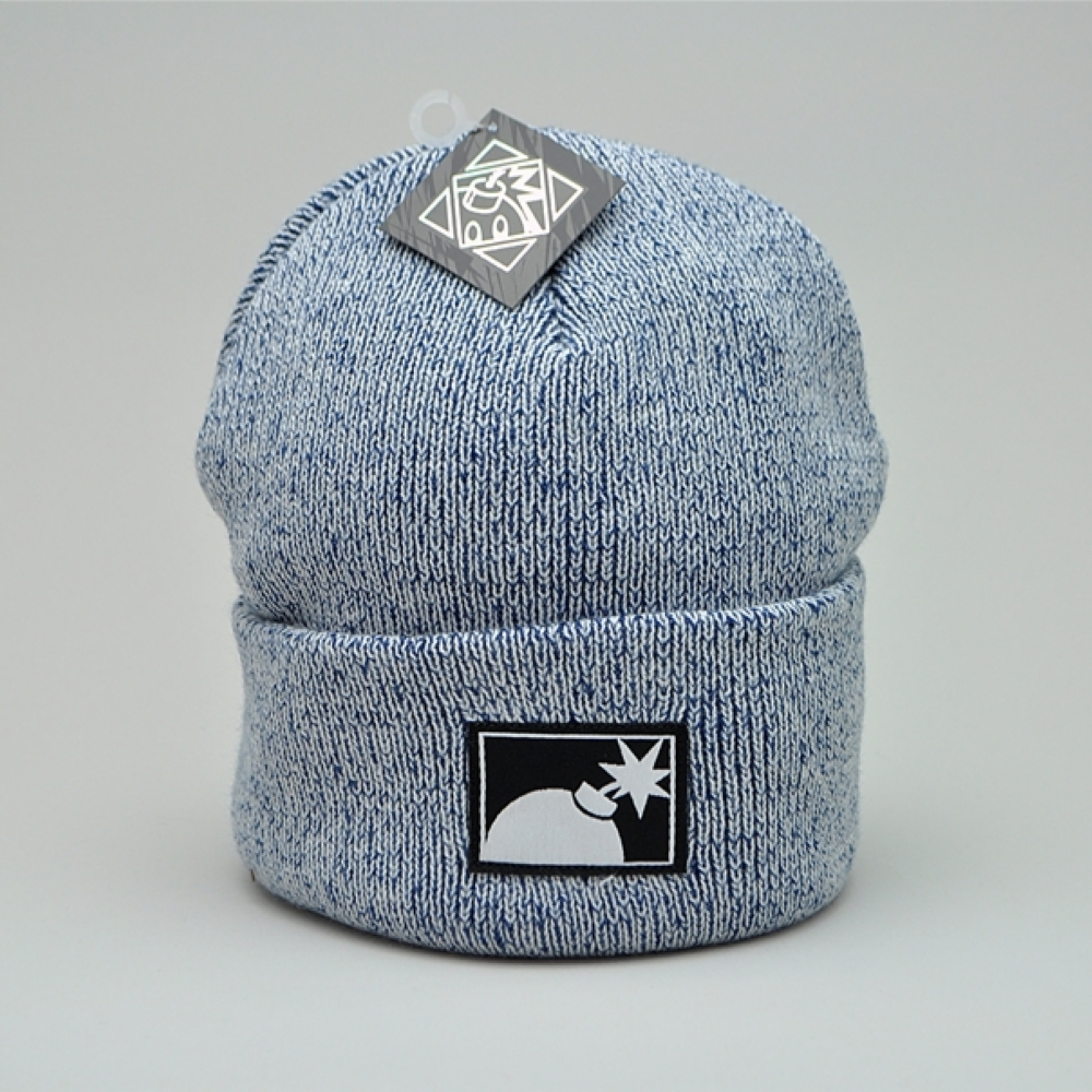 The Hundreds Great Beanie Blue