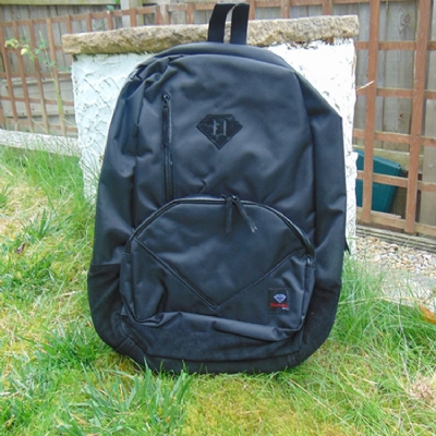 Diamond Life Backpack black