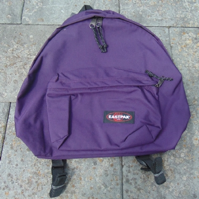 Eastpak Padded Pakr back pack in violet