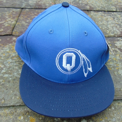 Quintin Co. Braves Snapback - Blue