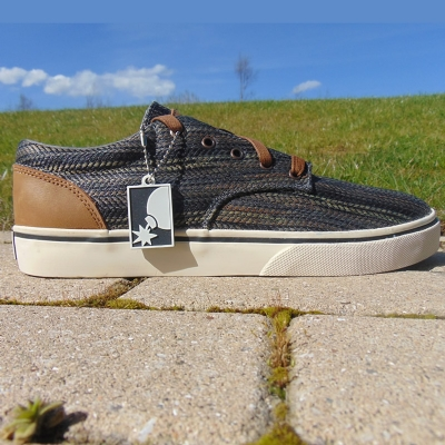 The Hundreds Johnson Low Mens Trainers Brown