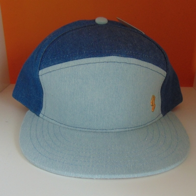 Quintin Snapback Denim Blue