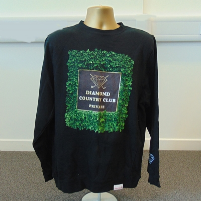 Diamond Supply Co. Crewsweat County Club