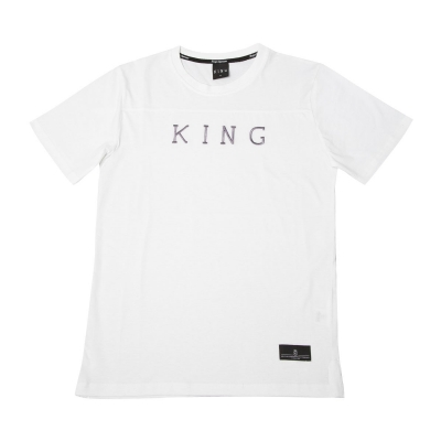 King Apparel Staple Tee Shirt White