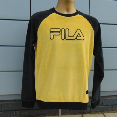 Fila Black Line Serzo Freesia Long Sleeved Jersey