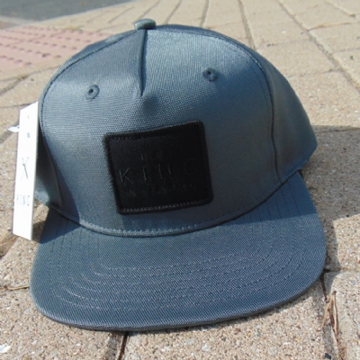 King Apparel Snapback Obsidian