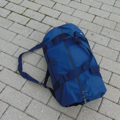 King Apparel Staple Duffle Bag Navy