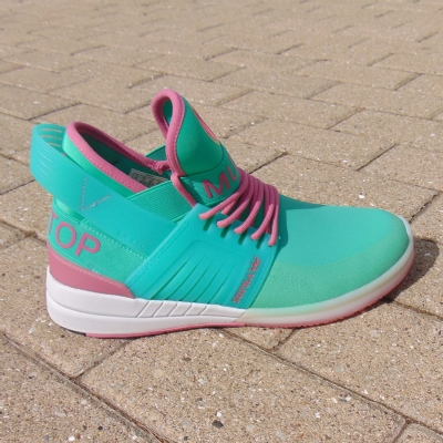 Supra Skytop V Mint/Rose-White