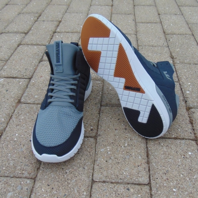 Supra Method Dark Grey-White