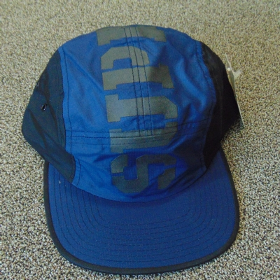 Supra Major 5 Panel hat Black/Blue