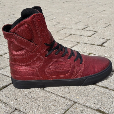 Supra Skytop II Brick Metallic-Black