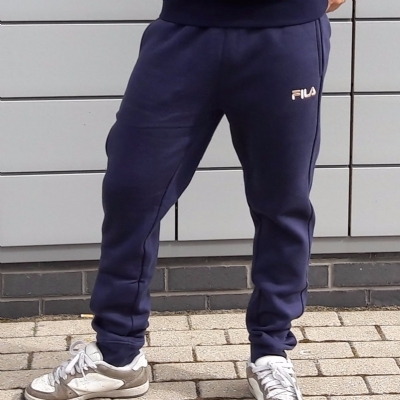 Fila Black Line Leo Jogging Pants Peacoat Blue