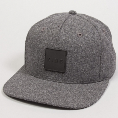 King Apparel Tunmarsh Snapback Stone