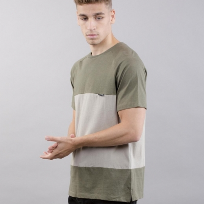 King Apparel Oban Tee Shirt Fern