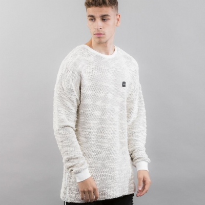 King Apparel Poplar Drop Shoulder Jumper Bone
