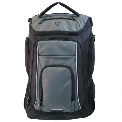 FUL Cedrick Laptop Backpack Black