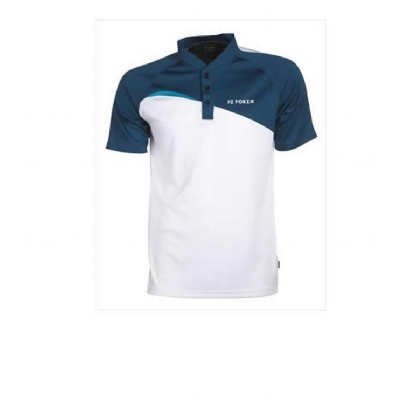 FZ Forza Ice Mens Tee Shirt white and blue
