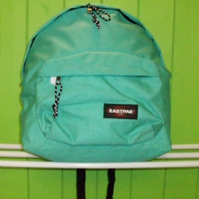 Eastpak Padded Pakr - its so 2013 green