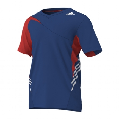 Adidas Colourblock Tee for men