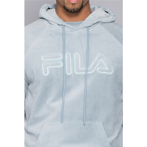 A new colour.  Retro and Crisp.  From Fila Black Line